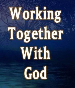 working with the Lord for the Body and not doing our own personal work