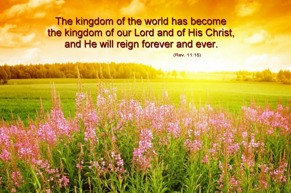 What is the theme of the Reign of God?