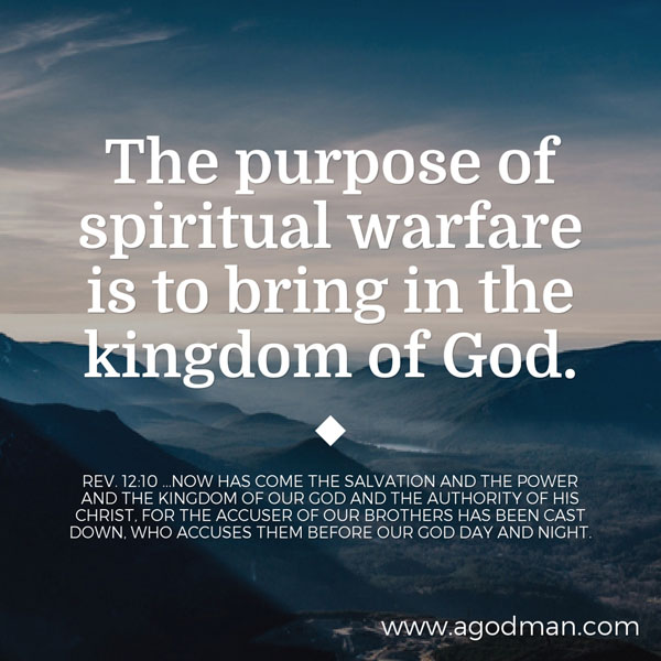 understanding the kingdom of god and its purpose for man Leadership development series lesson 4: understanding spiritual authority (24) whereas our more presentable members have no need of it but god has so composed the body, giving more abundant honor to that member which lacked, (25) so that there may be no division in the body, but that the members may have the same care for one another.