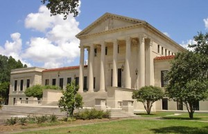Being a Christian student on the campus - balancing the studies and the Christian life [picture: LSU in Baton Rouge, USA]
