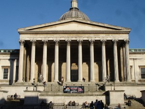being a Christian student on the campus - God, our education, and our character [Picture: UCL, London]