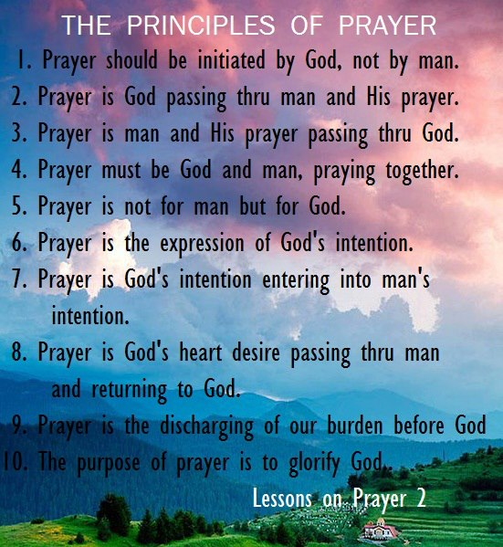 Amazing Prayer Points For The Church #1: Principles-of-prayer-mingled-with-god.jpg
