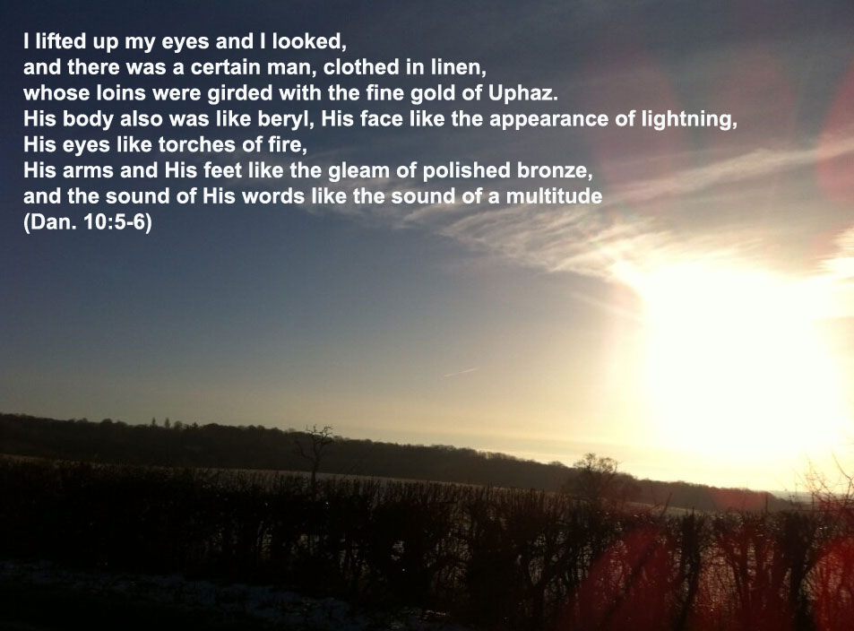 Seeing a Vision of the Excellent Christ in His Preciousness in Daniel 10