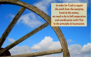 Giving God our Full Cooperation for Him to Move in the Principle of Incarnation