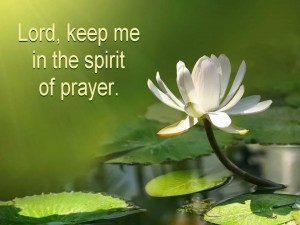 Making a Deal with the Lord About our Prayer Life and Setting Definite Times of Prayer