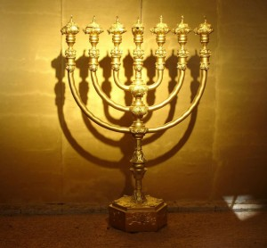 Seeing a Vision of the Golden Lampstand, a Type of the Triune God and the Church