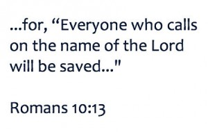 As Frail and Mortal Men We can Call on the Name of the Lord to Enjoy His Riches