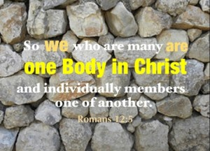 Our Need to See a Revelation of the Body of Christ: We are Members of the Body!