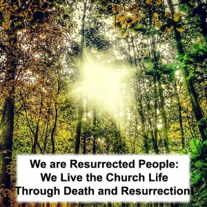 As Resurrected People, We Now Live the Church Life Through Death and Resurrection