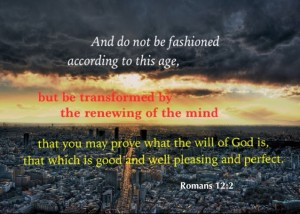 We Need to be Renewed in the Spirit of Our Mind for the Body and the One New Man
