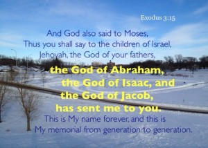 Knowing and Experiencing the Triune God as the God of Abraham, Isaac, and Jacob