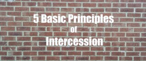 Five Basic Principles of Genuine Intercession Before God as Seen in Genesis 18