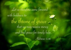 Receiving and Enjoying Grace by Exercising our Spirit and Enthroning the Lord