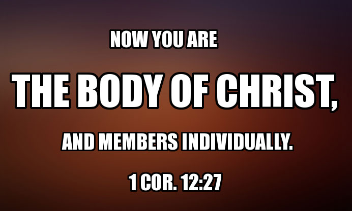 This Christmas Love 1 Corinthians 12 31: The Body Of Christ Carries Out God's Administration Today