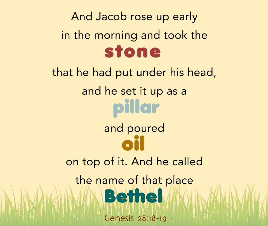 The Church Life Today is the Reality of Bethel in Jacob's Dream