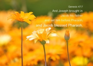 Blessing is the Overflow of the Divine Life that Inwardly Changes us and Fills us