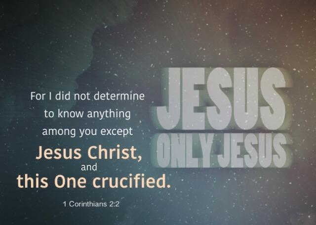 Where did jesus christ study