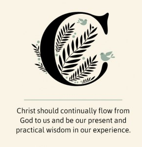 Experiencing Christ Day-by-Day as Righteousness, Sanctification, and Redemption