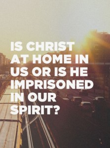 If Christ Remains Imprisoned Within us, We Cannot have the Proper Church Life