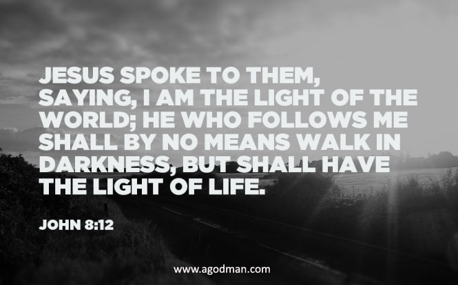 jesus i am the light of the world The light of the world 2018 at 8:59 am we are welcome anytime to experience this spiritual light by inviting jesus/the holy spirit into our life.