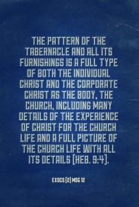 """Building the Church according to God's Plan, """"the Pattern Shown on the Mountain"""""""