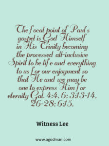 Having a Clear View of Paul's Gospel – the Gospel according to Paul in Romans