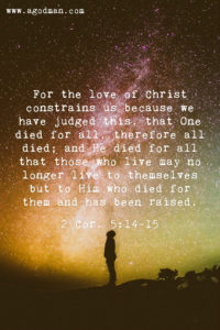 Never Leaving our First Love for the Lord but Giving Him the First Place in all Things