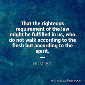 Our Spirit is a Mingled Spirit, and we need to Walk According to the Spirit daily