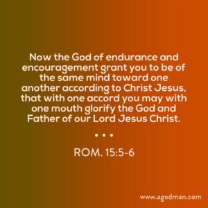 The One Accord is the Key to Enjoy every Spiritual Blessing in the New Testament
