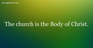 The Church is the Body of Christ, the Fulness of Christ the Head to be His Expression