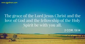 God has Called us into the Fellowship of His Son, the Participation in Christ