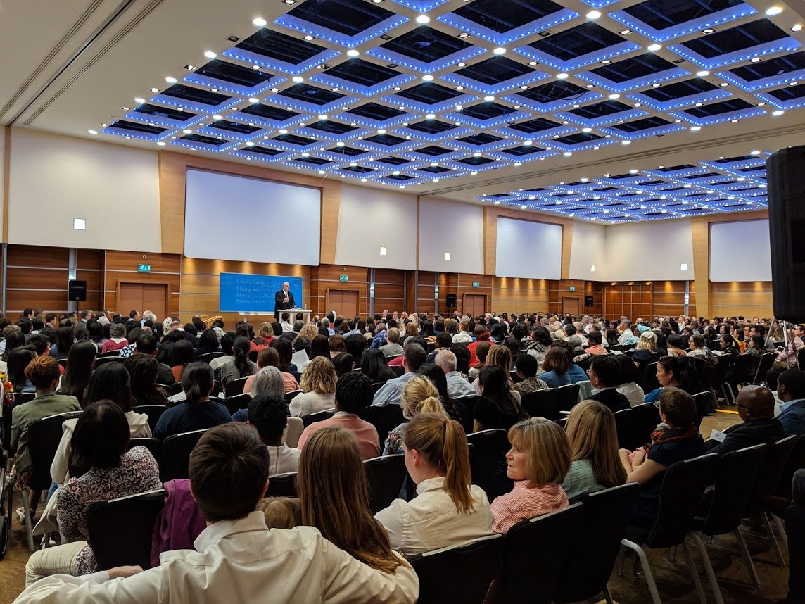Conferences in the Church Life in 2019 - Blendings and Trainings